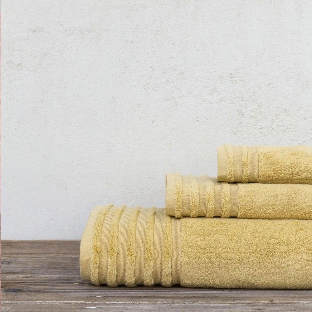 Πετσέτα Vista Beige Nima Προσώπου 50x100cm