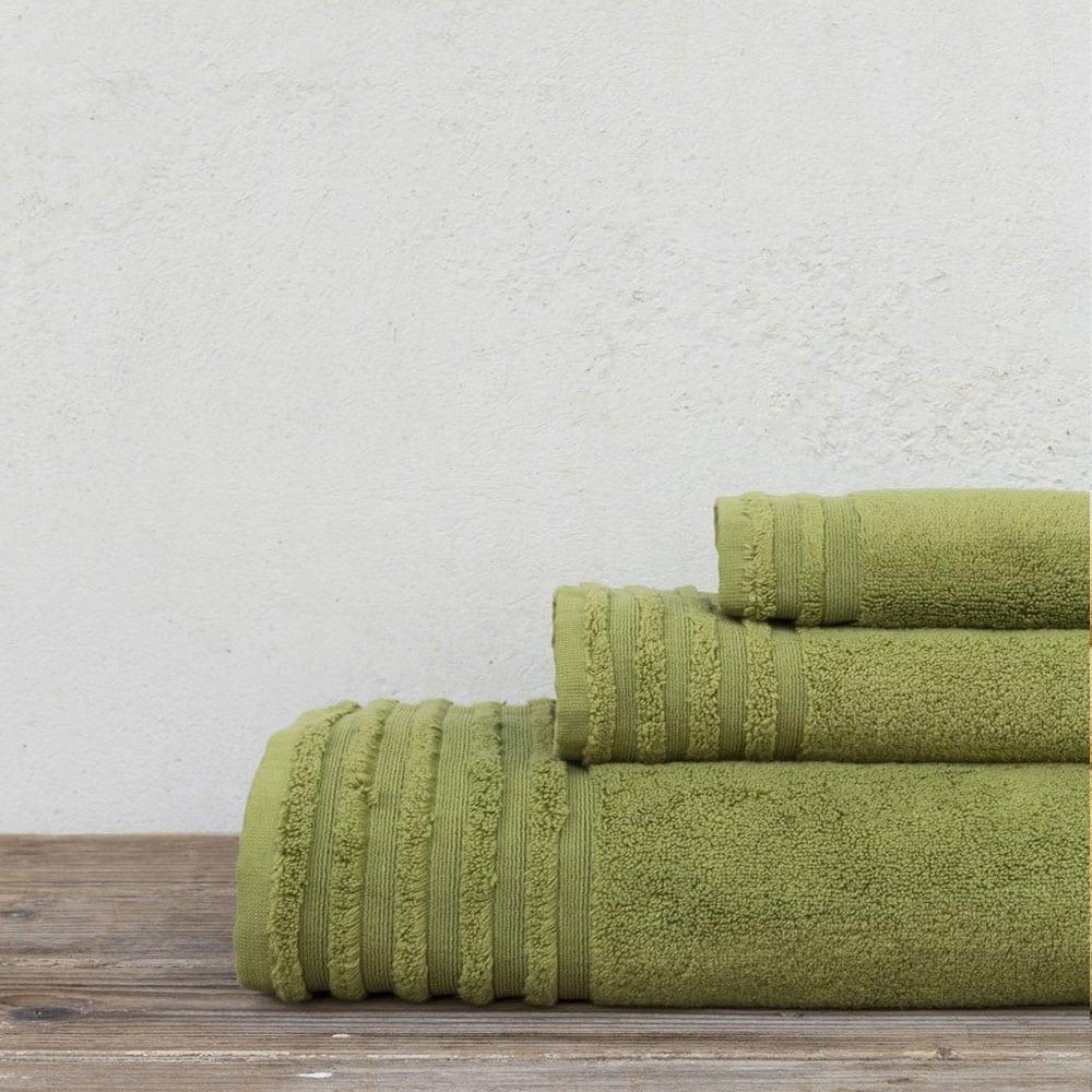 Πετσέτα Vista Green Nima Προσώπου 50x100cm