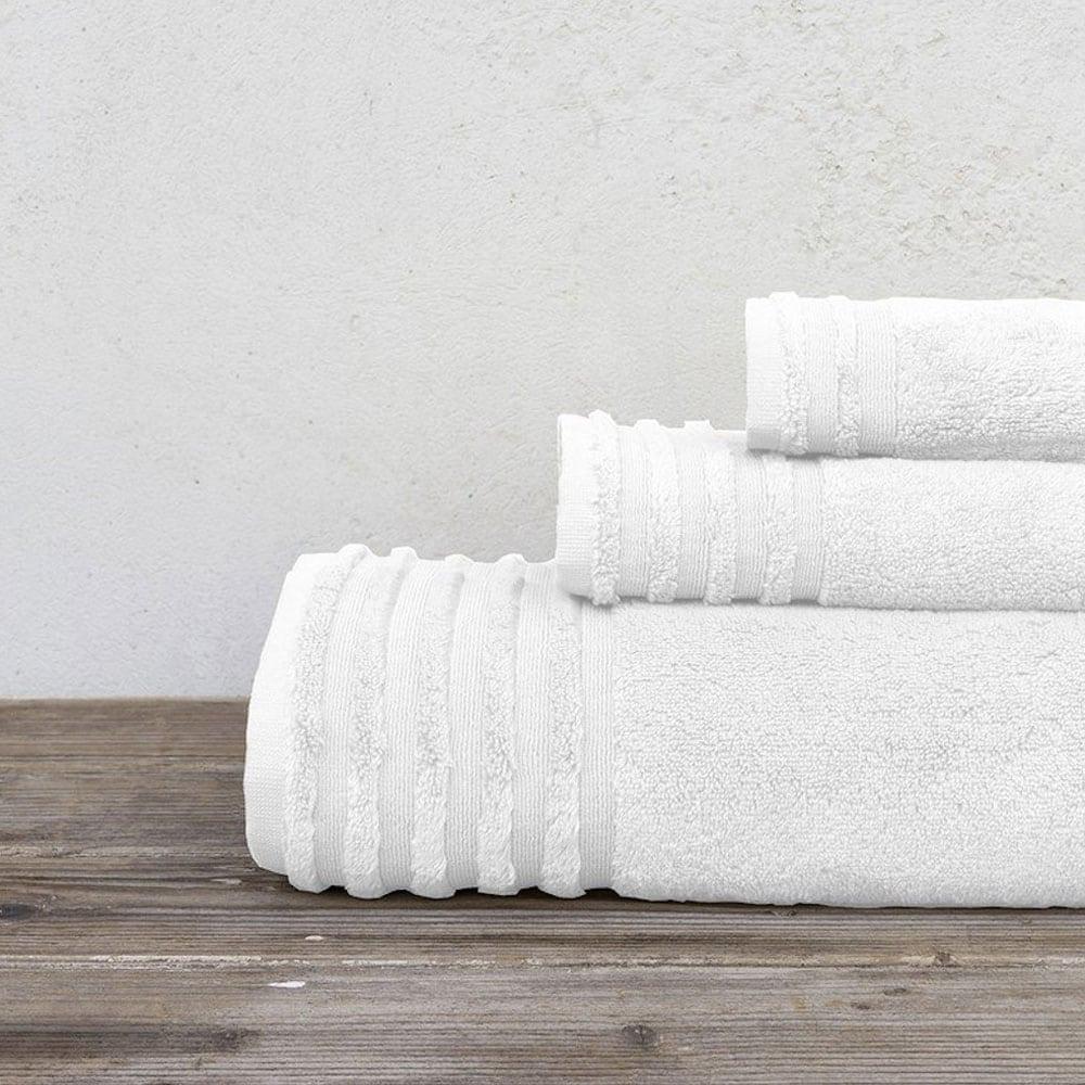 Πετσέτα Vista White Nima Χεριών 30x50cm