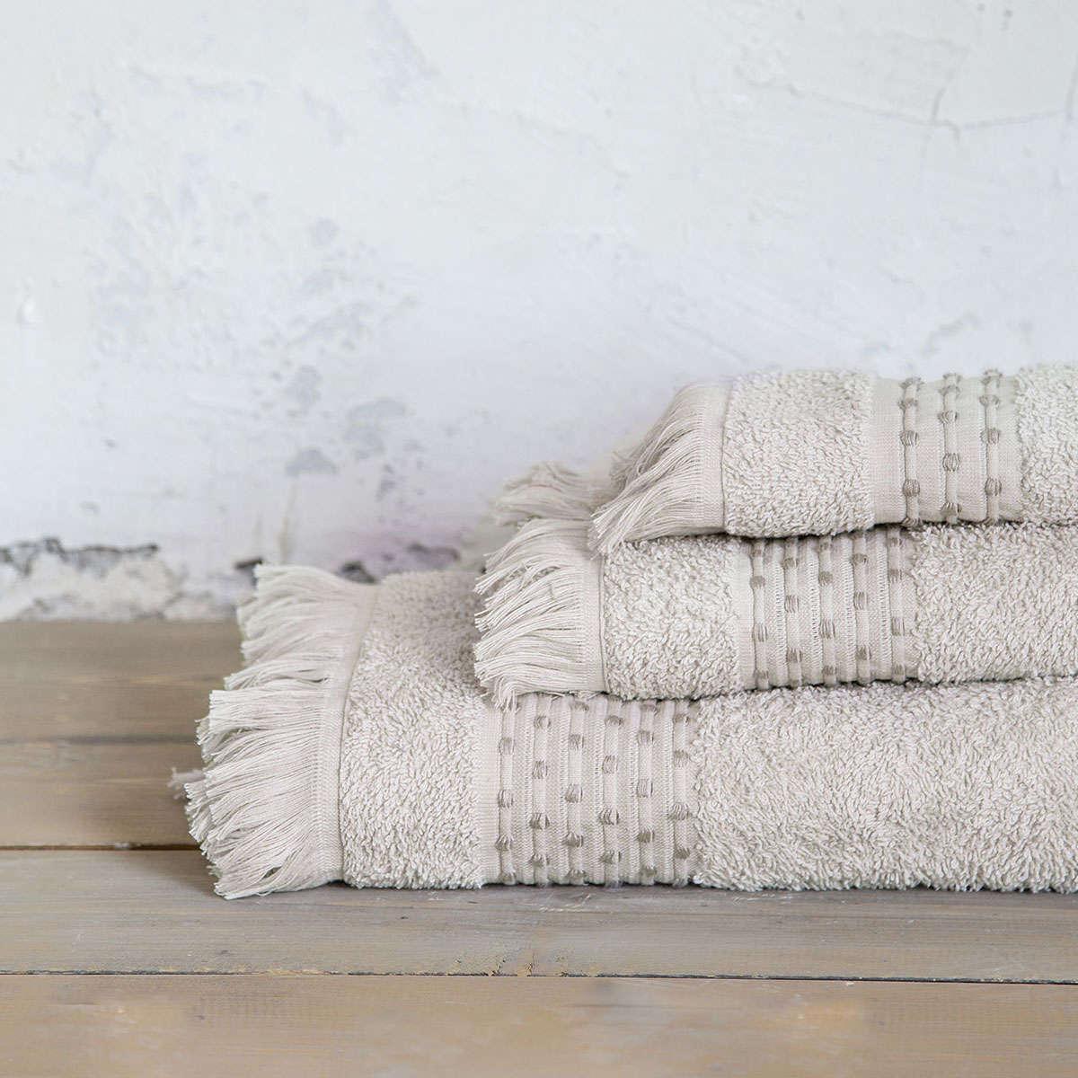 Πετσέτα – Springle Beige Nima Χεριών 30x50cm