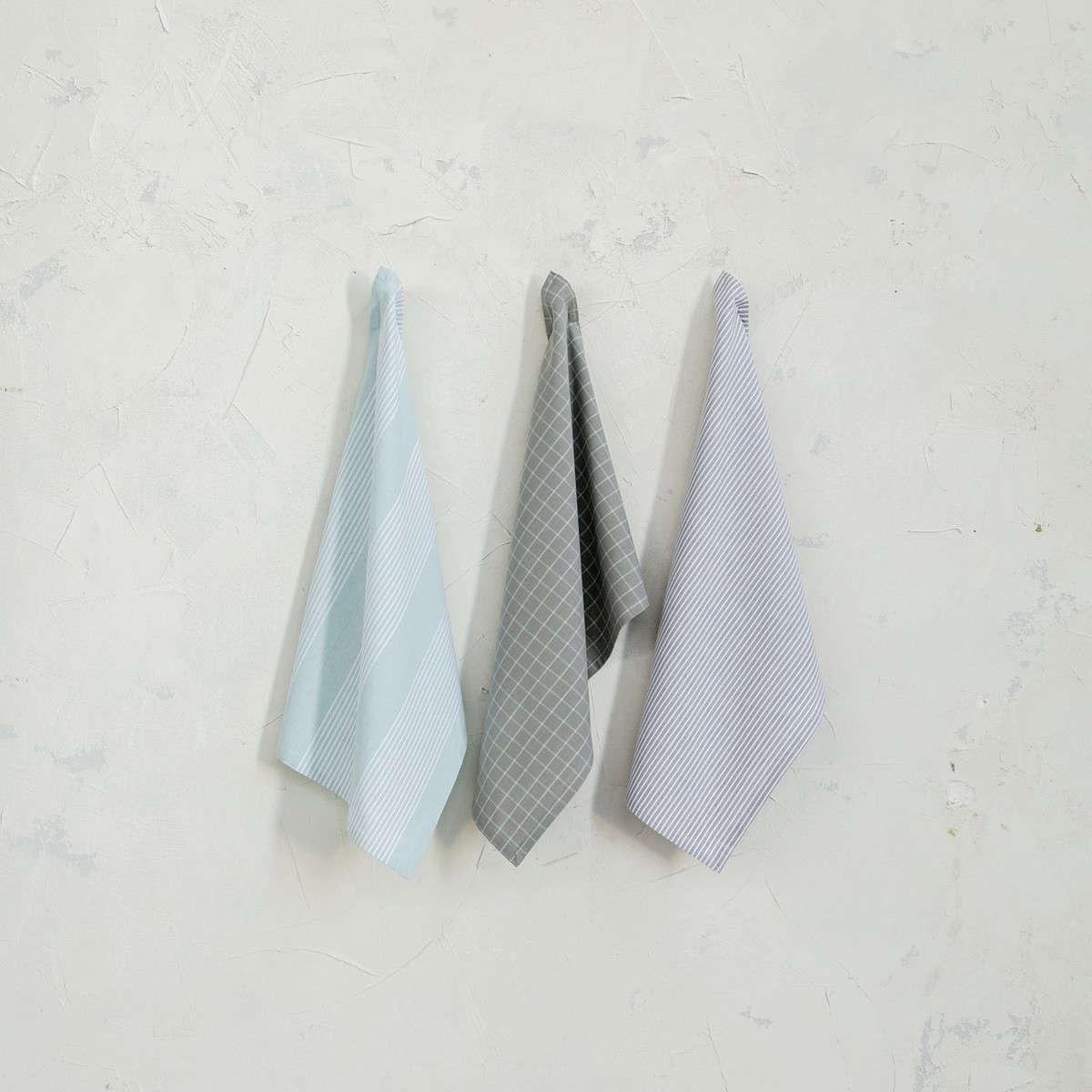 Πετσέτες Κουζίνας Σετ – Guzzle Multi Nima 50x70cm