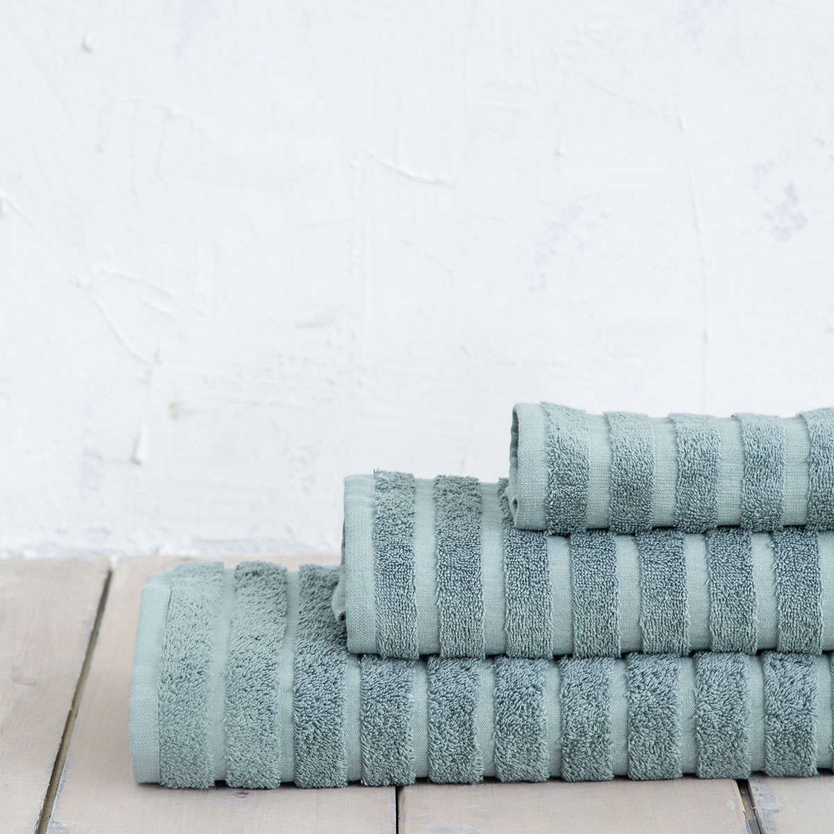 Πετσέτες Σετ Palmere – Mint Nima Σετ Πετσέτες 70x140cm
