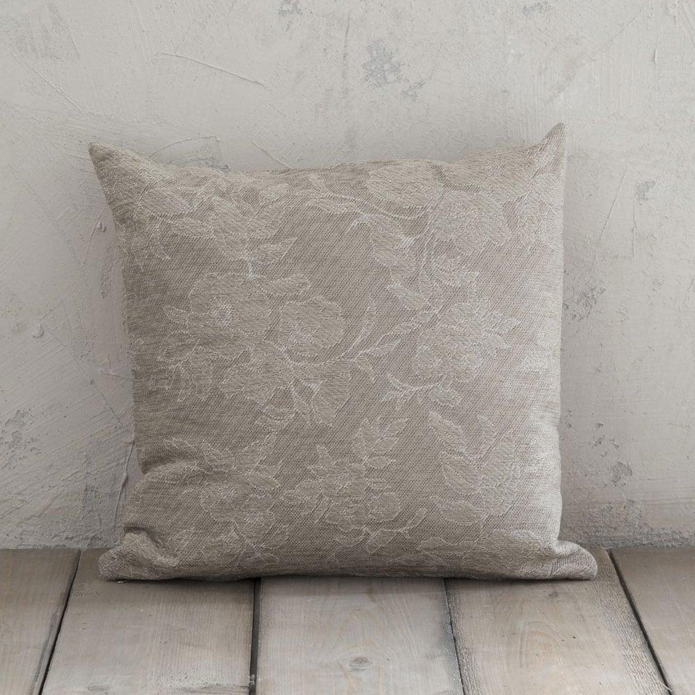 Μαξιλάρι Διακοσμητικό (Με Γέμιση) - Fennel Beige Nima 45X45 Ακρυλικό-Polyester