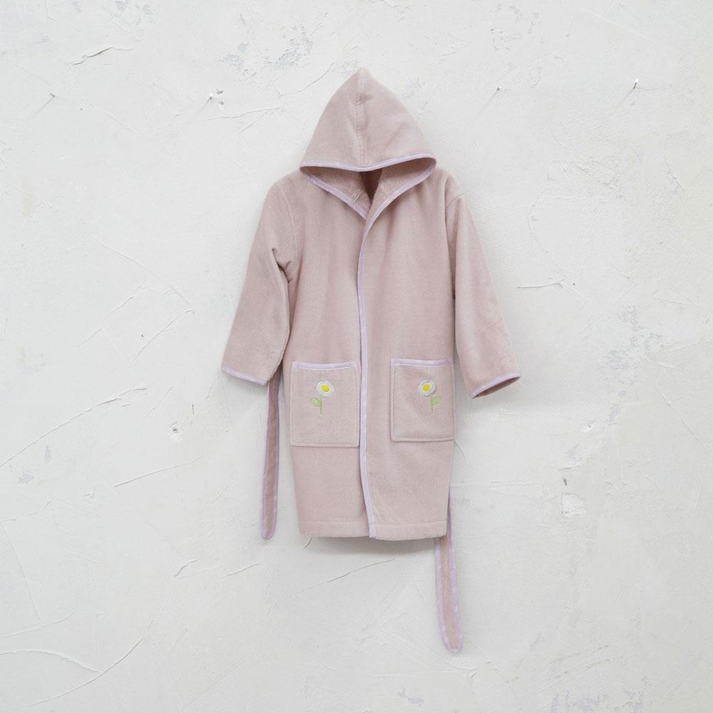 Μπουρνούζι Παιδικό – Cuckoo Pink Nima 0-2 ετών No 2