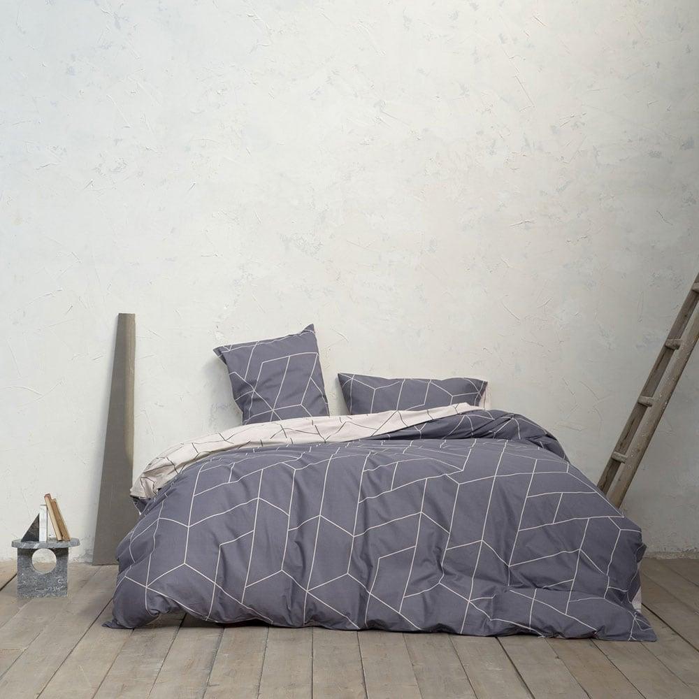 Πάπλωμα Parity Grey Nima Μονό 170x240cm