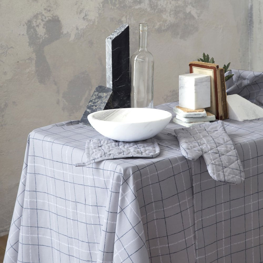 Πιάστρα Κουζίνας – Gesso Grey Nima