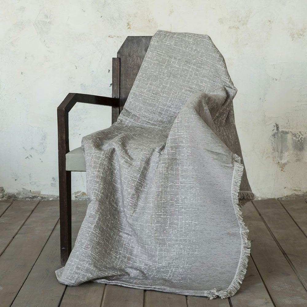 Ριχτάρι Graze Grey Nima Τριθέσιο 180x300cm