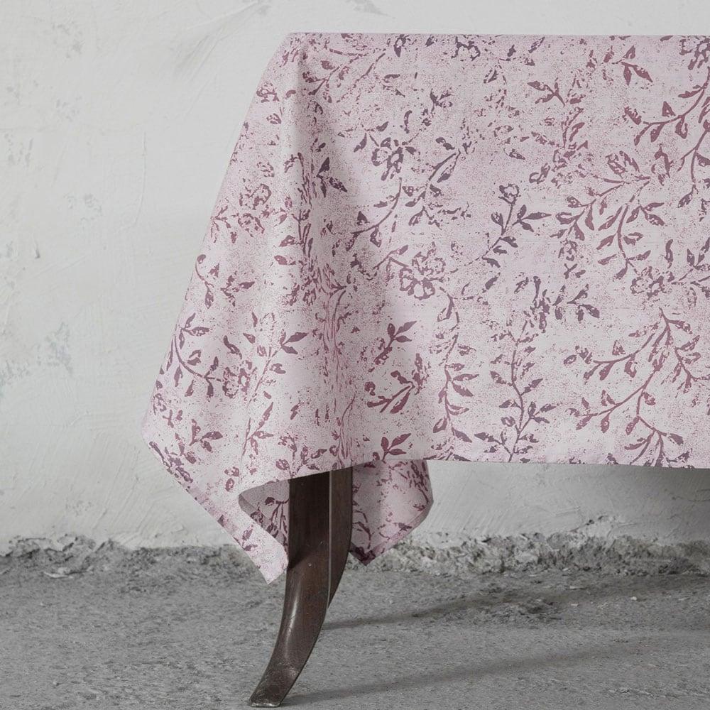 Τραπεζομάντηλο Adamello Pink Nima 150X250 150x220cm