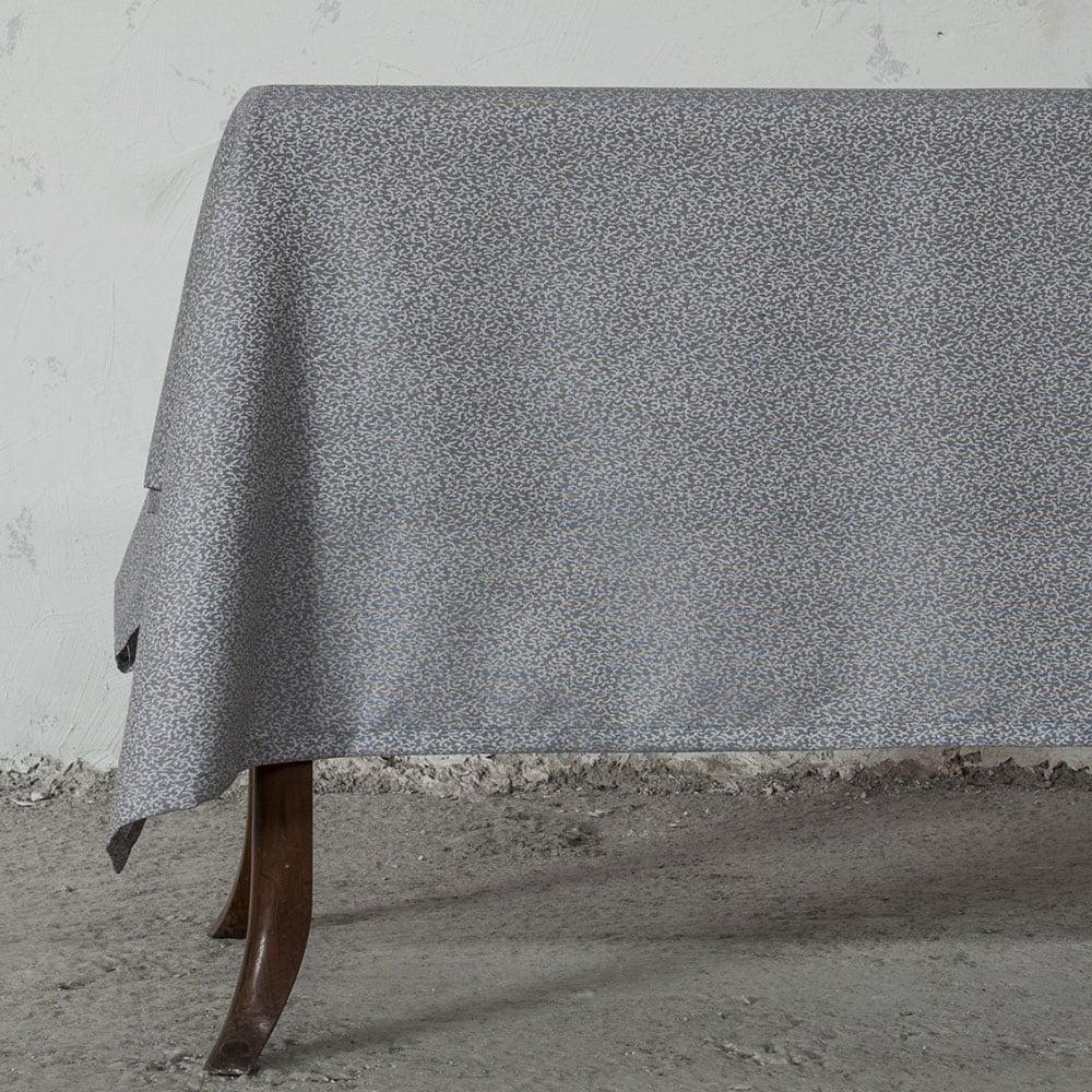 Τραπεζομάντηλο Lobelia Grey Nima 170X200 165x220cm