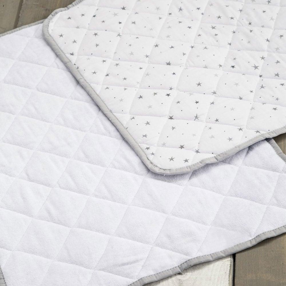 Στρωματάκι-Αλλαξιέρα Snuggle – Gray Nima 55x75cm