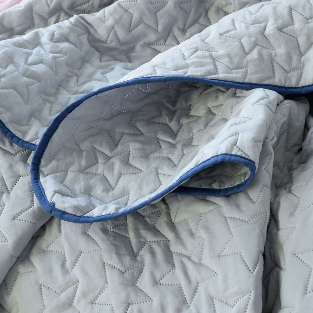 Κουβερλί Παιδικό Tuggle Gray Nima Μονό 160x240cm
