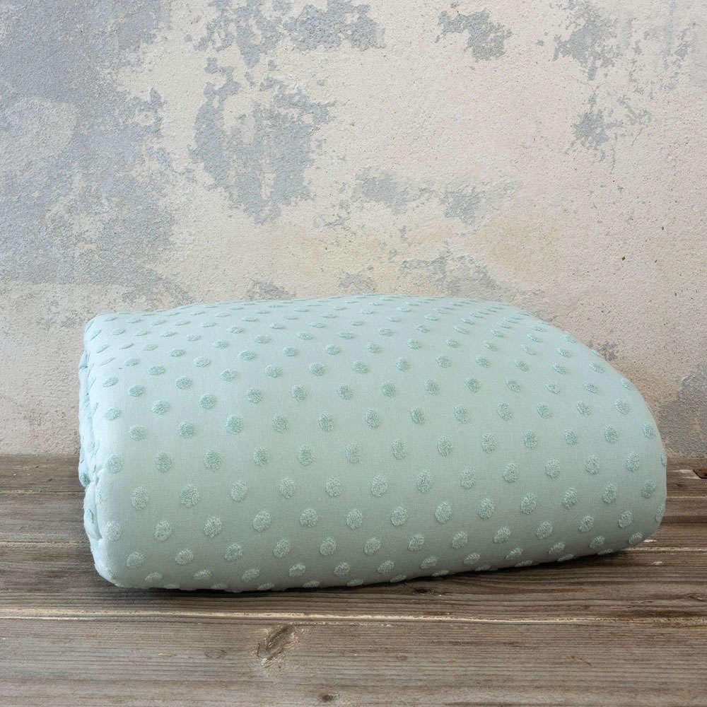 Κουβερλί Βρεφικό Pookie – Mint Nima Κούνιας 100x140cm