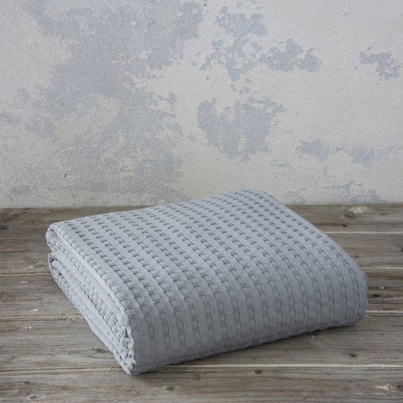 Κουβέρτα Habit Graphite Nima Υπέρδιπλo 220x240cm