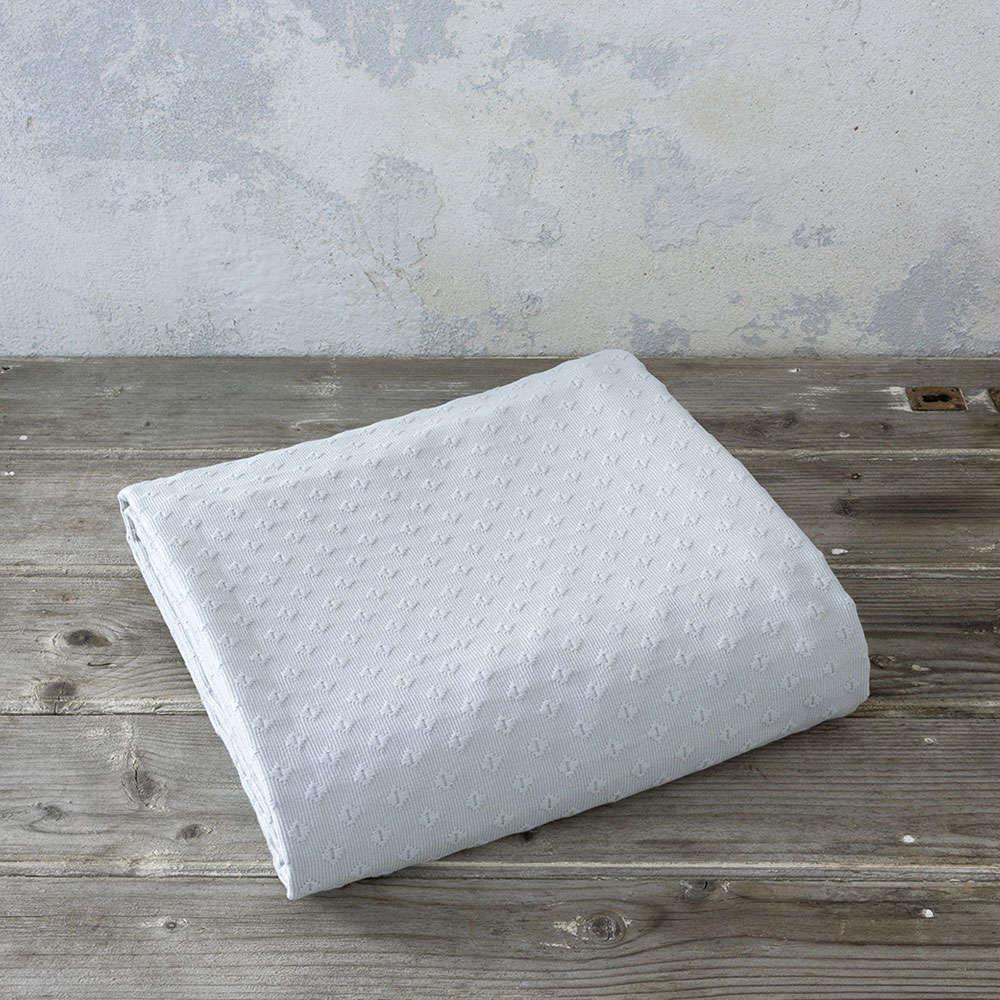 Κουβέρτα Losange Gray Nima Υπέρδιπλo 230x260cm