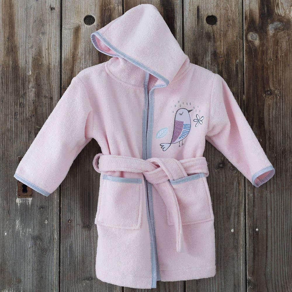 Μπουρνούζι Παιδικό – Chickie Pink Nima 2-4 ετών No 4