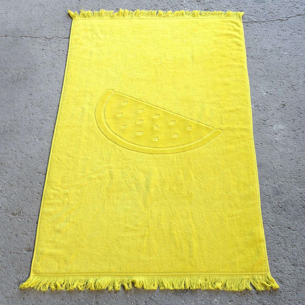 Πετσέτα Θαλάσσης – Watermelon Yellow Nima Θαλάσσης 70x140cm
