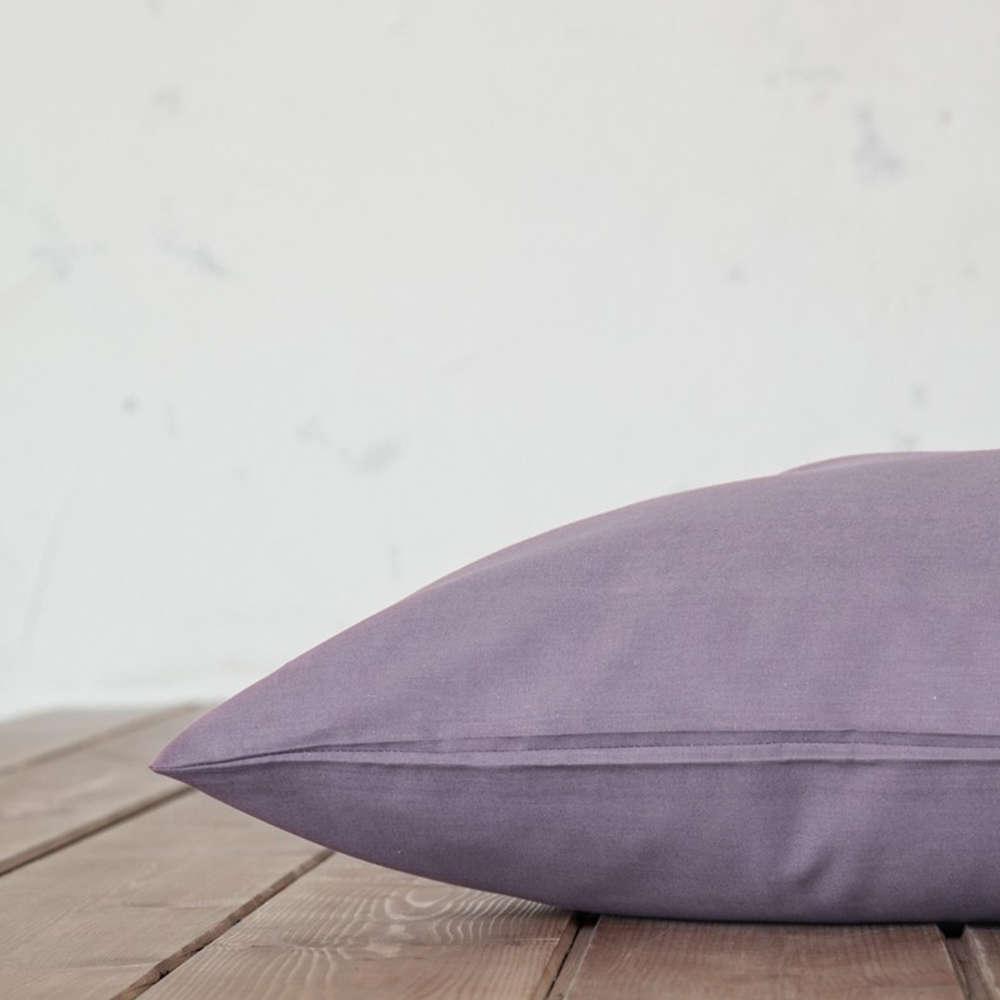 Σεντόνι Unicolors – Flint Gray Nima King Size 270x280cm