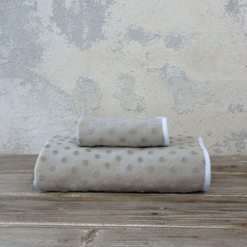 Πετσέτες Βρεφικές Σετ 2τμχ Pookie – Beige Nima Σετ Πετσέτες