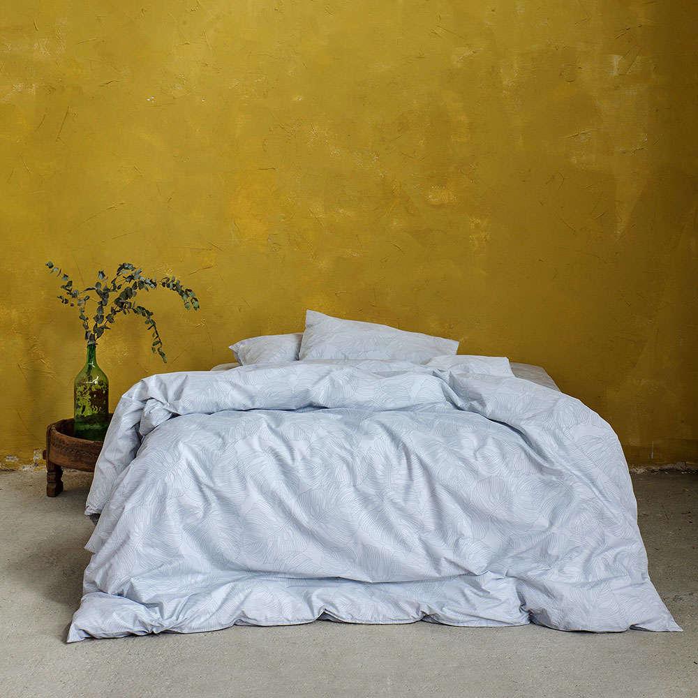 Σεντόνια Με Λάστιχο Σετ 4τμχ – Avant Garde Gray Nima Υπέρδιπλo 160x232cm