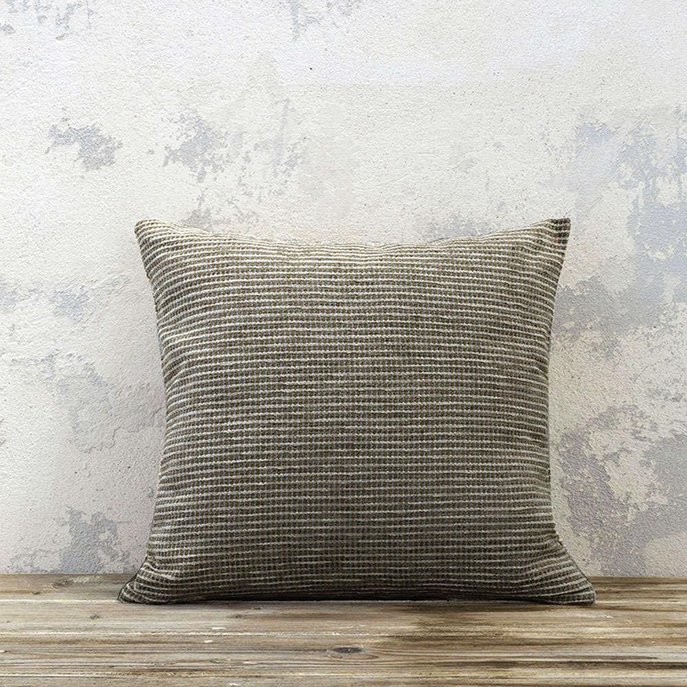 Μαξιλάρι Διακοσμητικό (Με Γέμιση) – Seporo Dark Beige Nima 45X45 Ακρυλικό-Polyester