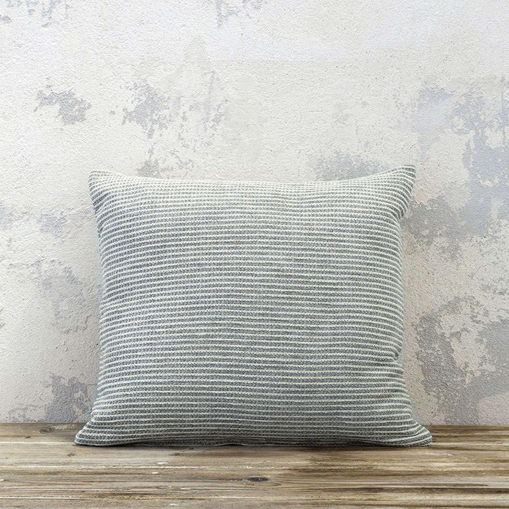 Μαξιλάρι Διακοσμητικό (Με Γέμιση) – Seporo Grey Nima 45X45 Ακρυλικό-Polyester
