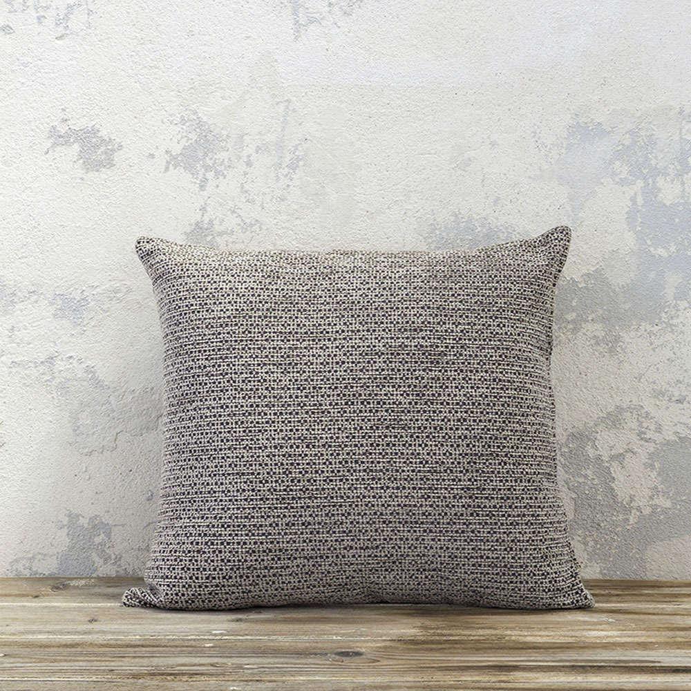 Μαξιλάρι Διακοσμητικό (Με Γέμιση) – Tijolo Grey Nima 45X45 Ακρυλικό-Polyester