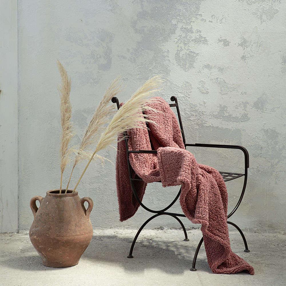 Κουβέρτα Καναπέ – Manta Terracotta Nima 150X180 130x170cm