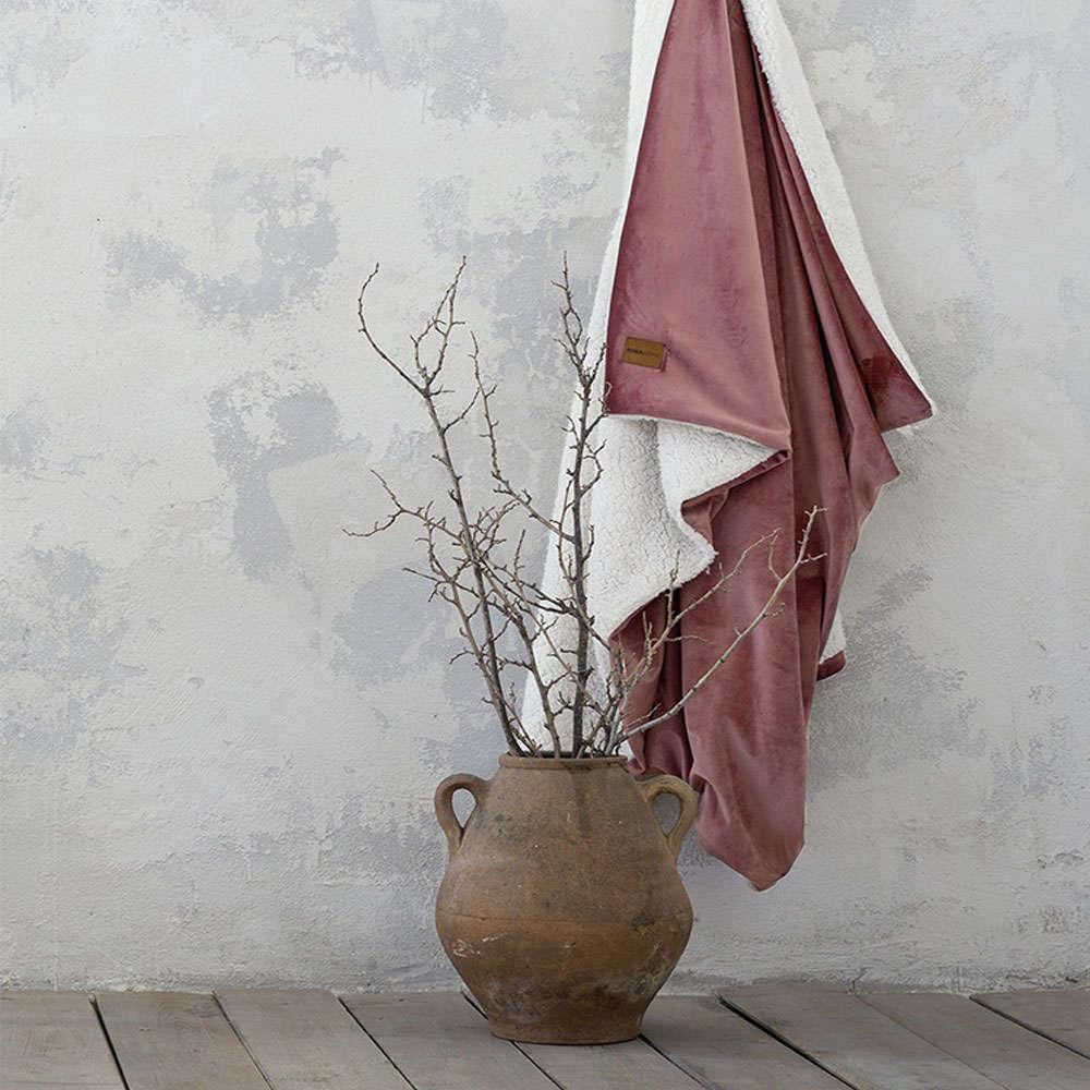 Κουβέρτα Καναπέ – Nuan Terracotta Nima 150X180 130x170cm
