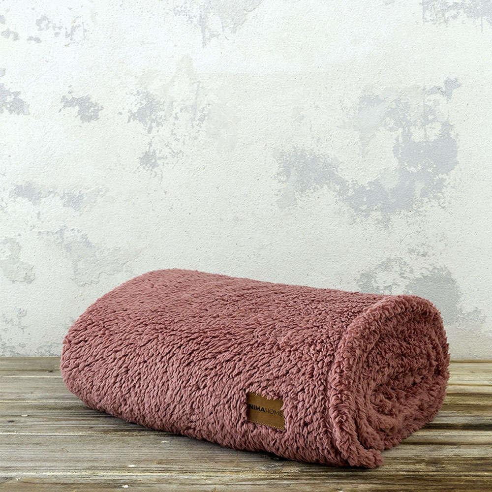 Κουβέρτα Manta – Terracotta Nima Μονό 150x220cm