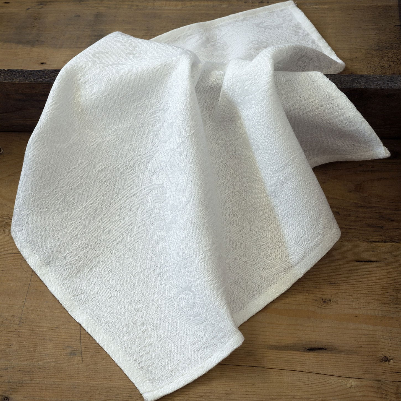 Πετσέτες Φαγητού Σετ 4τμχ – Venusty Off White Nima 42x42cm