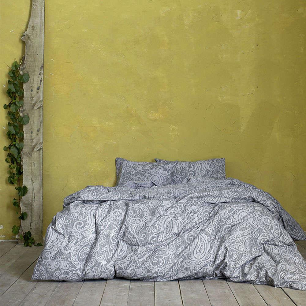 Σεντόνια Σετ 4τμχ – Idalia Grey Nima King Size 270x280cm
