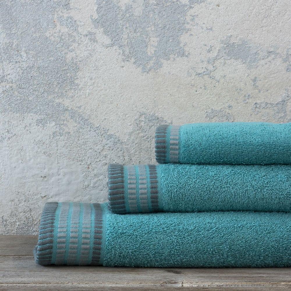 Πετσέτες Σετ 3τμχ Siren – Aquatic Nima Σετ Πετσέτες