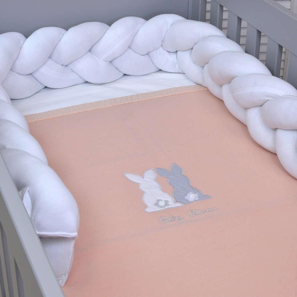 Κουβέρτα Βρεφική Αγκαλιάς Σχ. 357 Baby Oliver Αγκαλιάς 80x110cm
