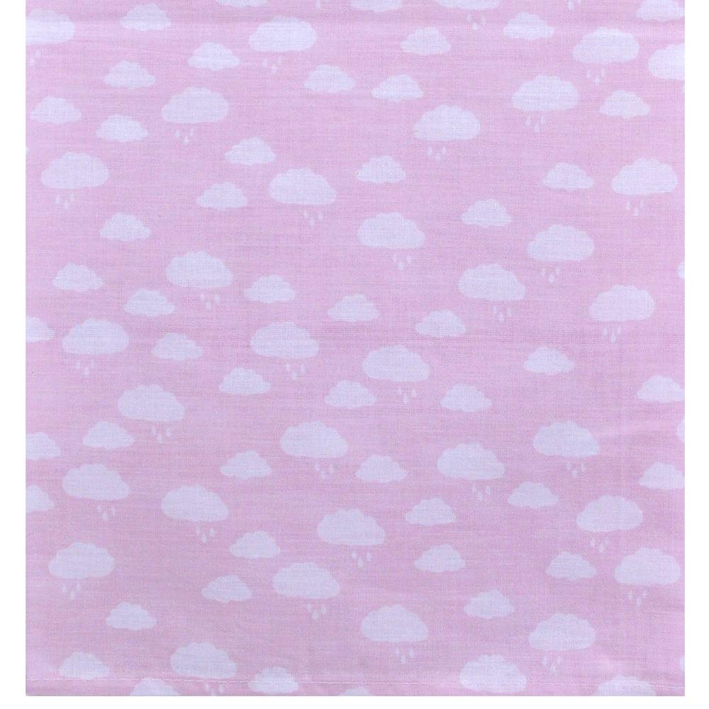 Πάνα Βρεφική Χασέ Des: 146 Pink Baby Oliver 80x80cm