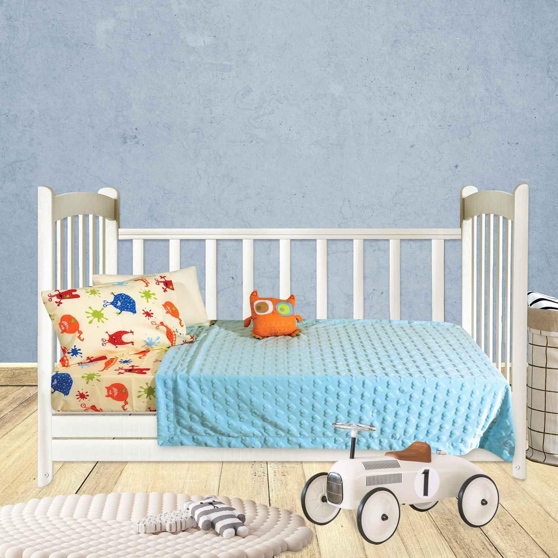 Κουβέρτα Βρεφική Fleece 6363 Relax Ciel Das Baby Αγκαλιάς 80x110cm