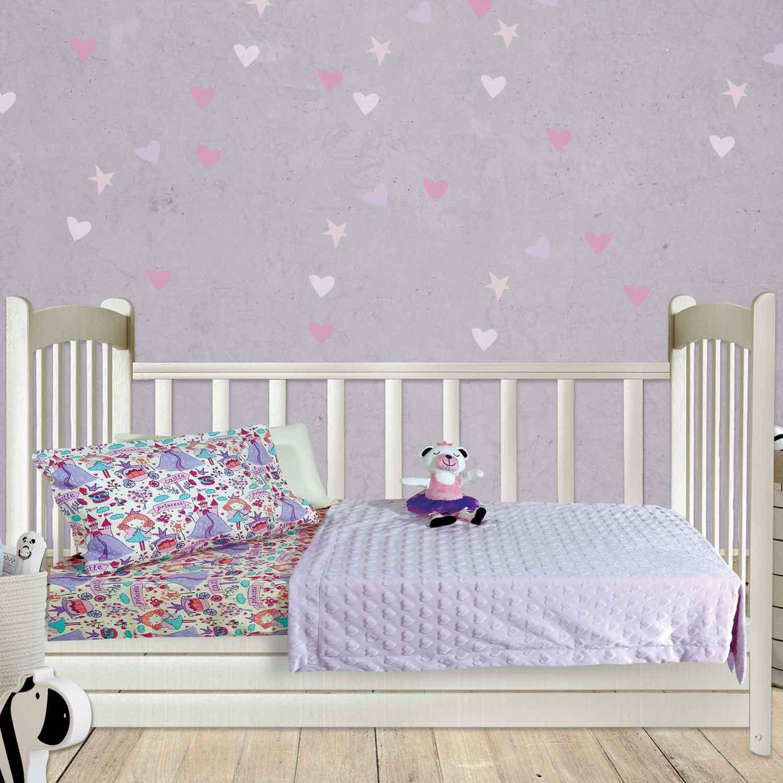 Κουβέρτα Βρεφική Fleece 6364 Relax Pink Das Baby Αγκαλιάς 80x110cm