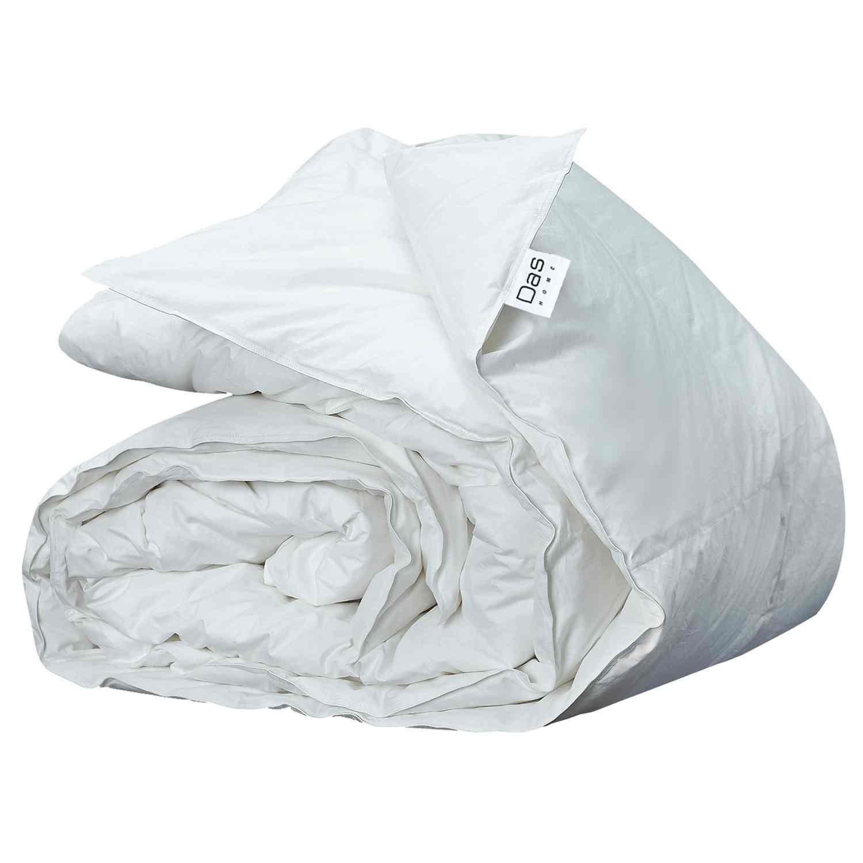 Πάπλωμα Basic 1065 White Das Home Μονό 160x220cm