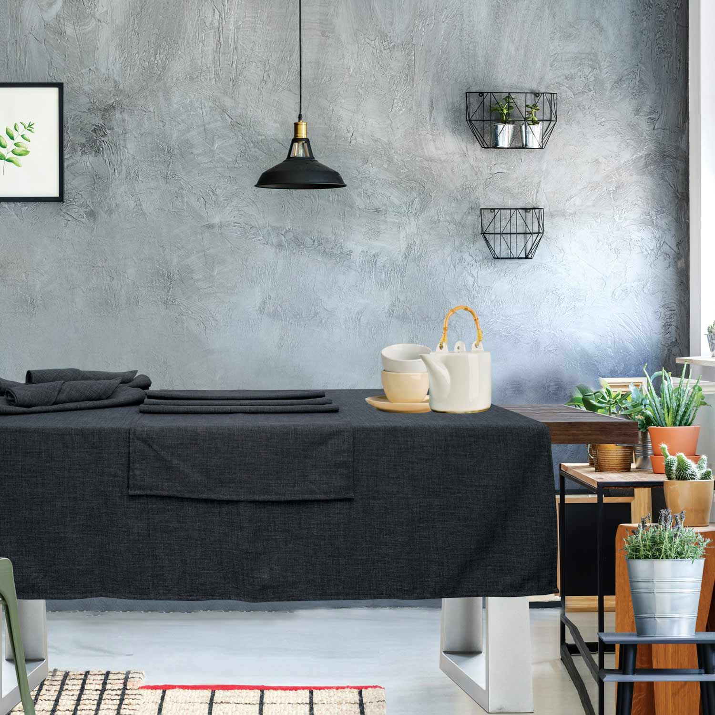 Τραπεζομάντηλο Kitchen 548 Grey Das Home 150X250