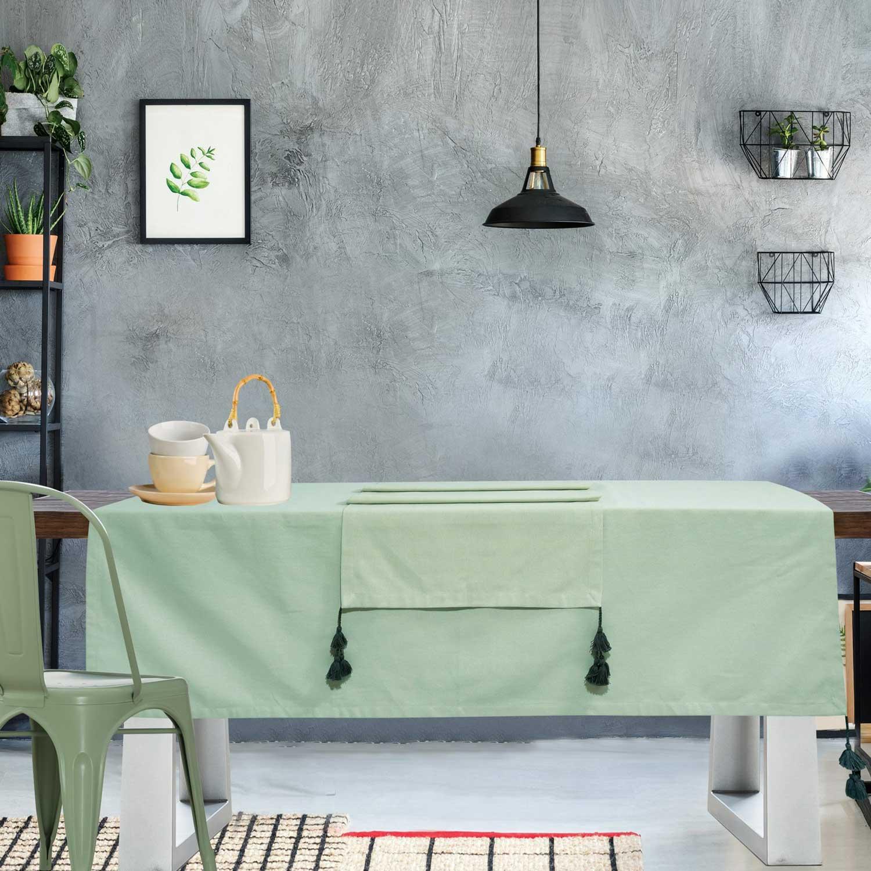 Τραπεζομάντηλο Kitchen 538 Grey Das Home 150X150