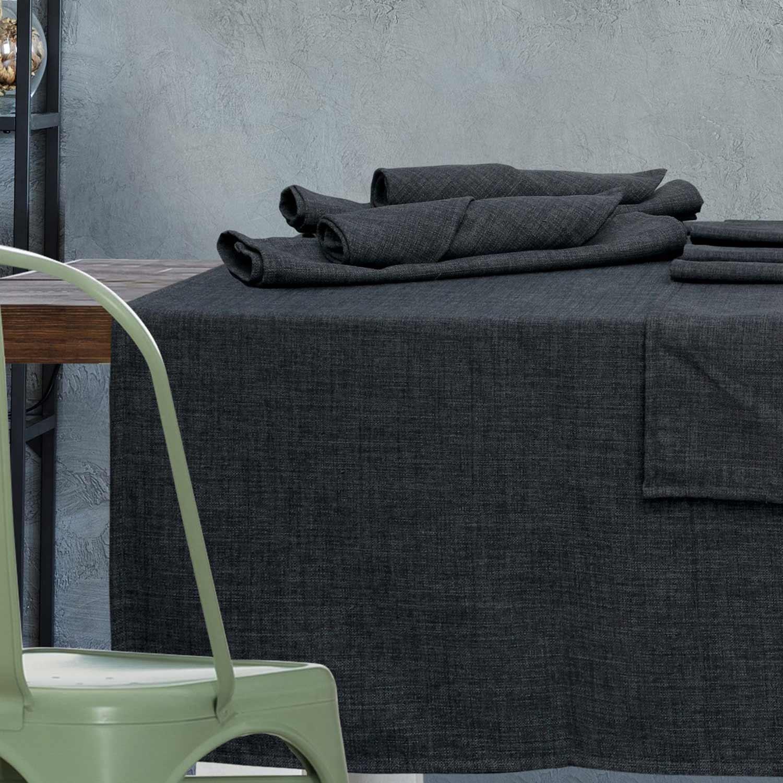 Πετσέτες Φαγητού Σετ Kitchen 548 Grey 4τμχ Das Home 40x40cm