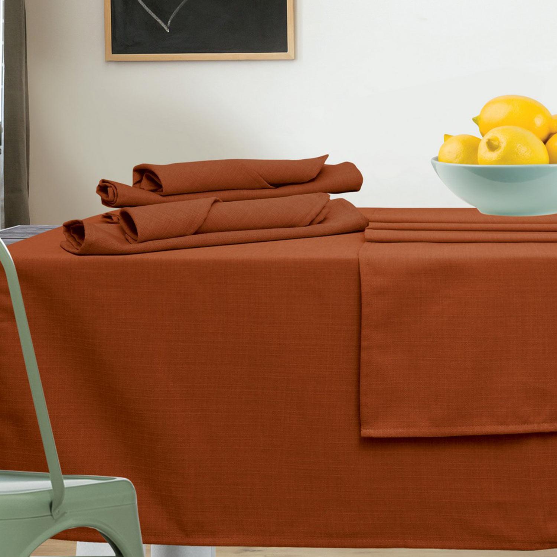 Πετσέτες Φαγητού Σετ Kitchen 546 Taba 4τμχ Das Home 40x40cm