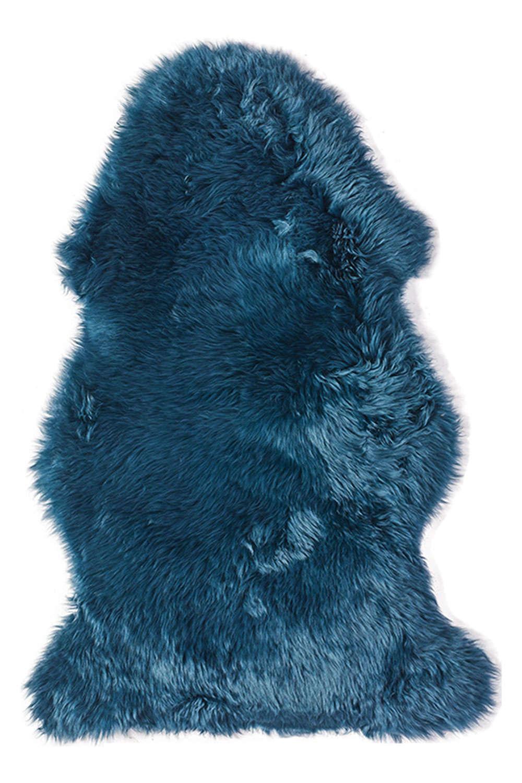 Χαλί Pelle Montone Jeans Blue Carpet Couture 70X150
