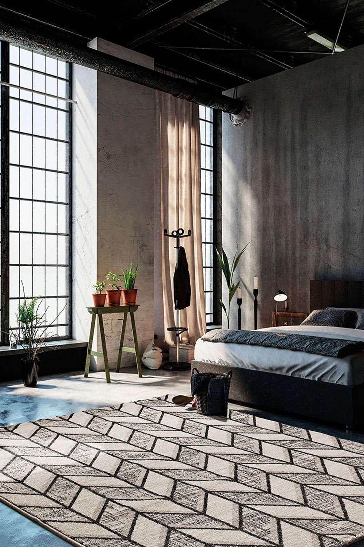 Χαλί Capri 32271/6374 Dove-Grey Carpet Couture 70X150