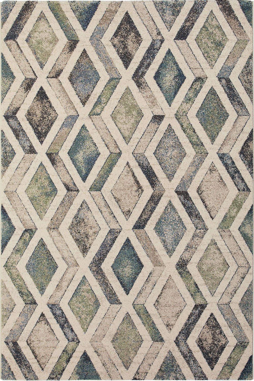 Χαλί Capri 32910/6344 Multicolor Carpet Couture 200X300