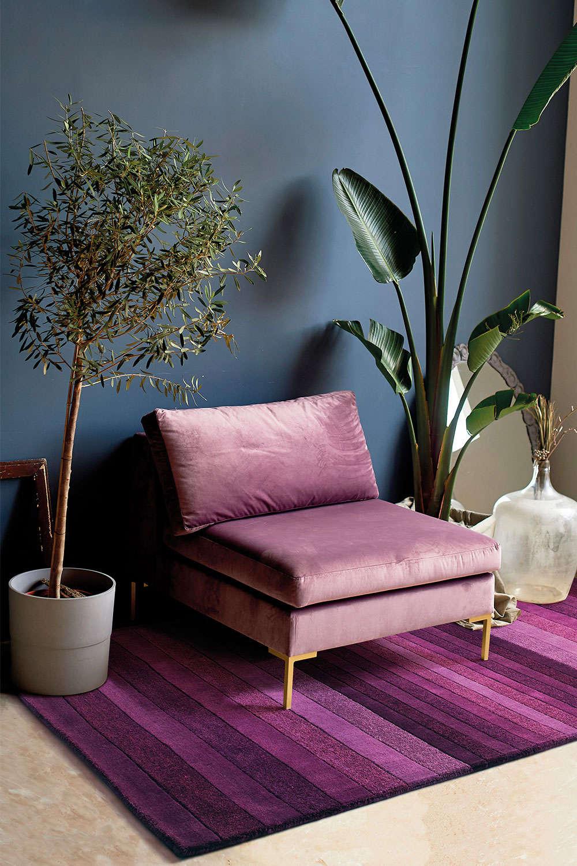 Χαλί Handloom 213 Purple Carpet Couture 70X150