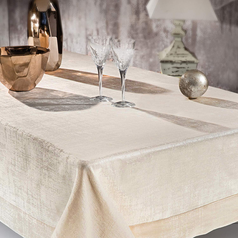 Τραπεζομάντηλο Canvas Champagne Guy Laroche 150X250