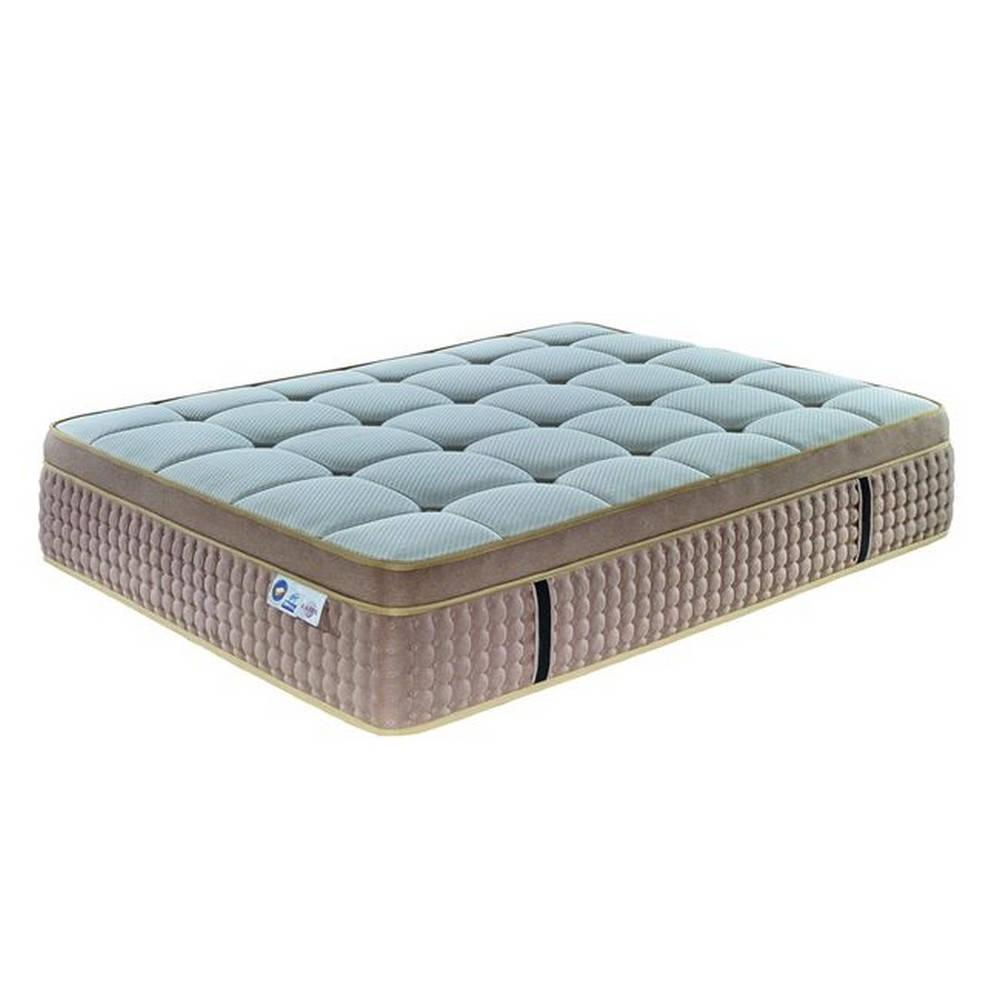 Στρώμα 5-Zone Pocket Spring+Gel Memory Foam+Latex Ε2058,2 160x200x(38/36)cm Υπέρδιπλo