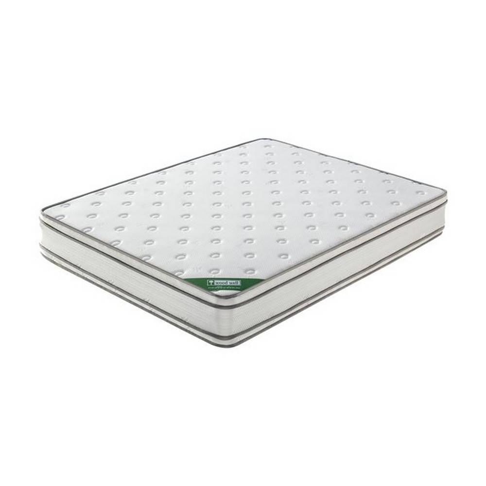 Στρώμα Bonnell Spring+Foam Ε2091,7 Διπλής Όψης 140x190x28cm Διπλό