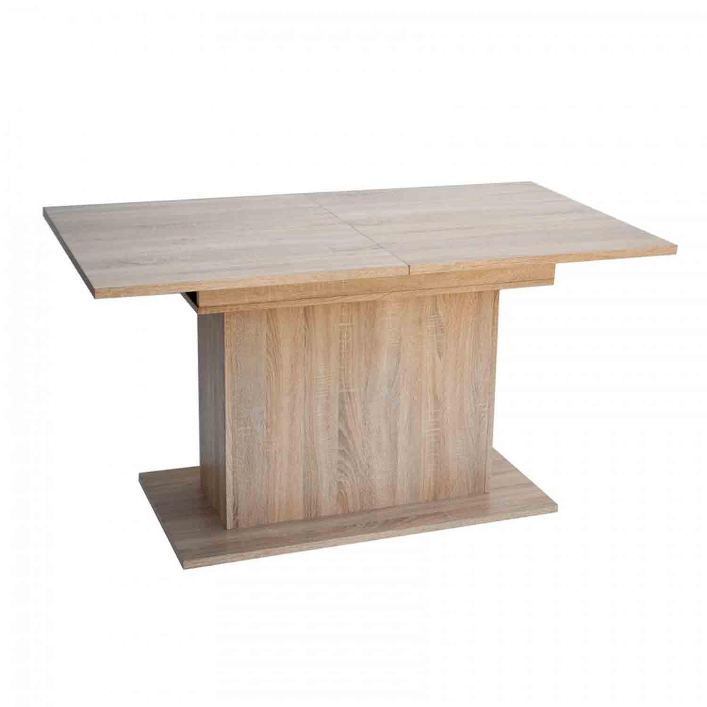 Τραπέζι Κουζίνας Reno II Sonoma 140-180X80X75 cm TO-RENOIITABLE