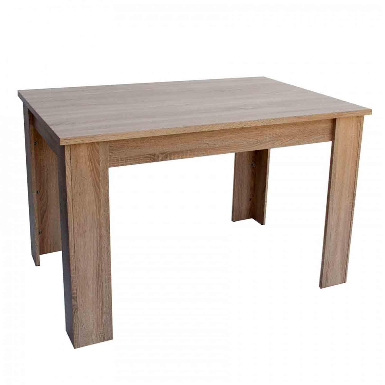 Τραπέζι Κουζίνας Avis Sonoma 120X80X75 cm TO-AVISTABLE